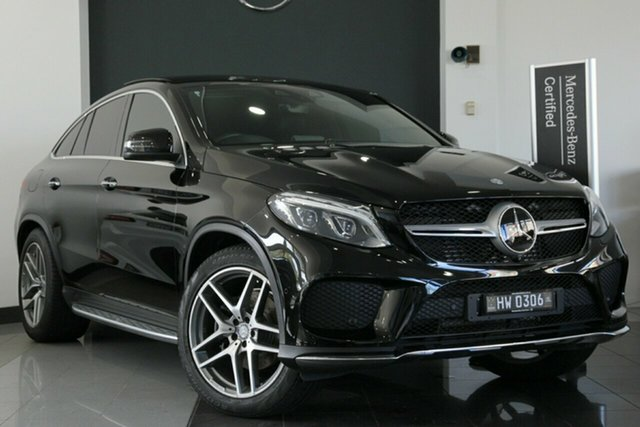 Used Mercedes-Benz GLE350 d Coupe 9G-Tronic 4MATIC, Warwick Farm, 2015 Mercedes-Benz GLE350 d Coupe 9G-Tronic 4MATIC Wagon