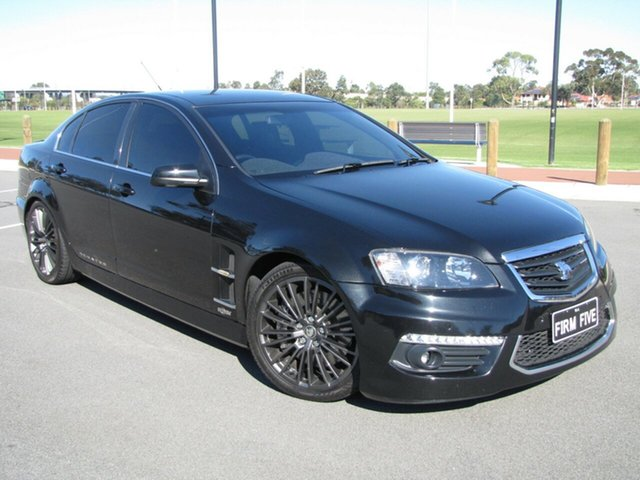 Used Holden Special Vehicles Senator Signature, Maddington, 2011 Holden Special Vehicles Senator Signature Sedan