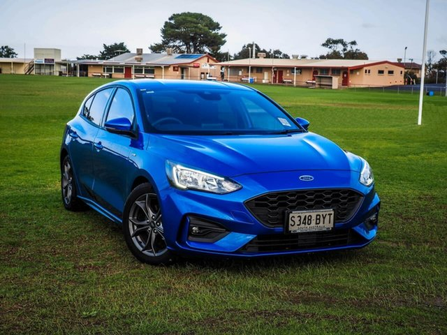 Used Ford Focus ST-Line, Reynella, 2019 Ford Focus ST-Line Hatchback