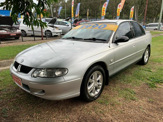 Used Holden Commodore Lumina, Clontarf, 2000 Holden Commodore Lumina Sedan