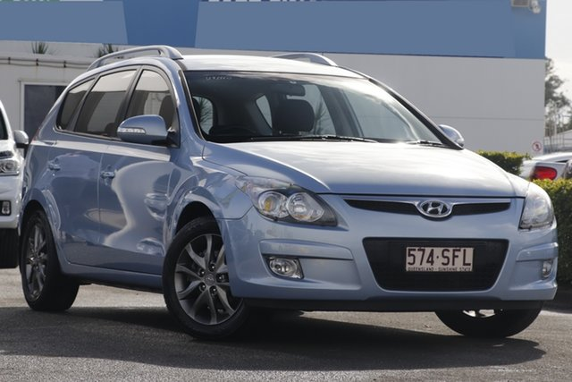 Used Hyundai i30 SLX cw Wagon, Toowong, 2012 Hyundai i30 SLX cw Wagon Wagon