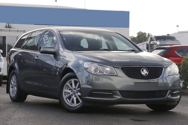 Used Holden Commodore Evoke Sportwagon, Bowen Hills, 2015 Holden Commodore Evoke Sportwagon Wagon