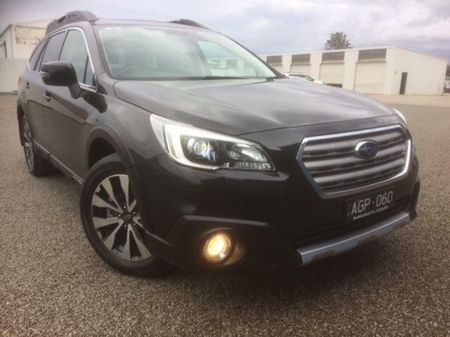 Used Subaru Outback 2.5I Premium, Wangaratta, 2015 Subaru Outback 2.5I Premium Wagon