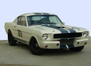 1965 Ford Mustang GT350 'R' Coupe.