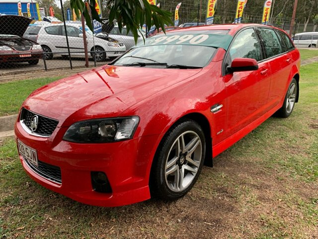 Used Holden Commodore SV6, Clontarf, 2012 Holden Commodore SV6 Sportswagon