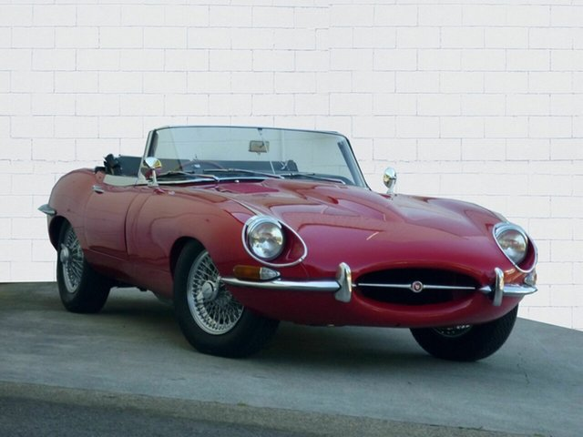 Used Jaguar E-Type 4.2, Moorooka, 1968 Jaguar E-Type 4.2 Roadster