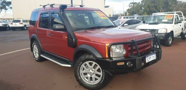 Discounted Used Land Rover Discovery 3 SE, East Bunbury, 2007 Land Rover Discovery 3 SE Wagon