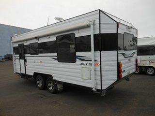 2013 Kingston Protea Sky Deck 612GT Caravan.