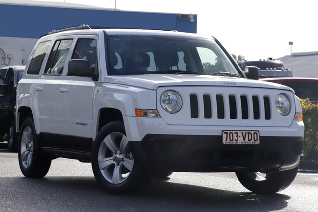 Used Jeep Patriot Sport 4x2, Toowong, 2014 Jeep Patriot Sport 4x2 Wagon