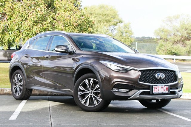 Used Infiniti QX30 GT D-CT AWD, Indooroopilly, 2016 Infiniti QX30 GT D-CT AWD Wagon