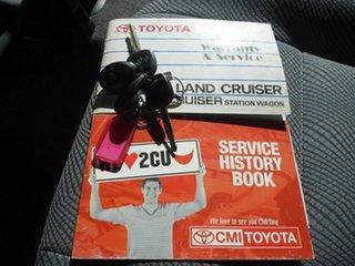 2009 Toyota Landcruiser GXL Wagon.