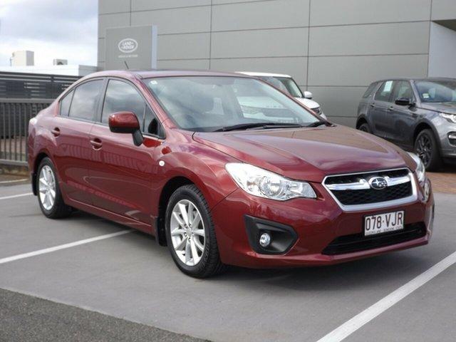 Used Subaru Impreza 2.0i-L Lineartronic AWD, Toowoomba, 2014 Subaru Impreza 2.0i-L Lineartronic AWD Sedan
