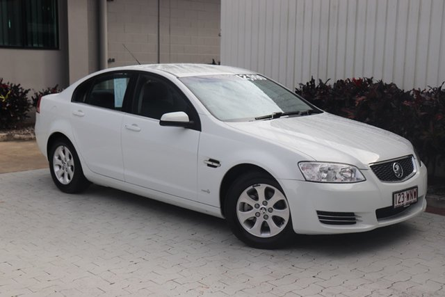 Used Holden Commodore Omega, Cairns, 2012 Holden Commodore Omega Sedan