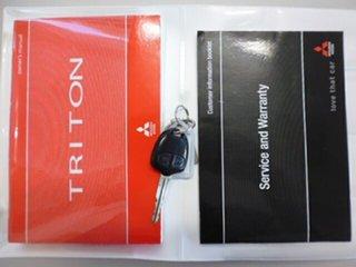 2010 Mitsubishi Triton GLX-R Double Cab Utility.