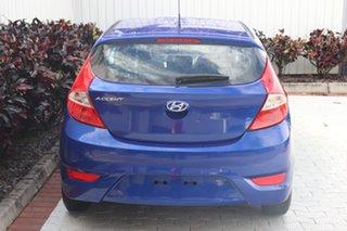 2014 Hyundai Accent Active Hatchback.
