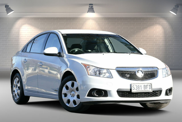 Used Holden Cruze CD, Modbury, 2012 Holden Cruze CD Sedan