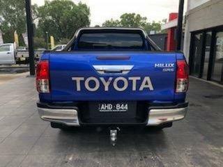2016 Toyota Hilux SR5 (4x4) Dual Cab Utility.