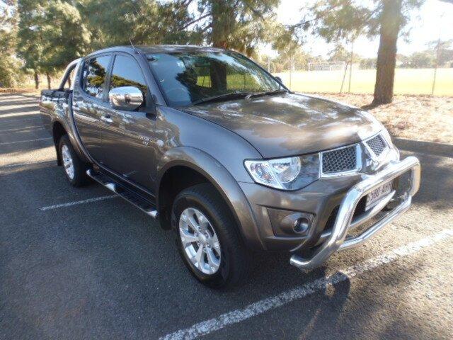Used Mitsubishi Triton GLX-R Double Cab, Modbury, 2010 Mitsubishi Triton GLX-R Double Cab Utility