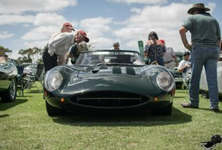 1986 Jaguar XJ13R Roadster.
