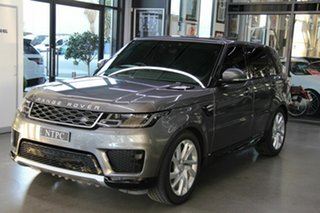 2018 Land Rover Range Rover Sport SDV6 CommandShift HSE Wagon.