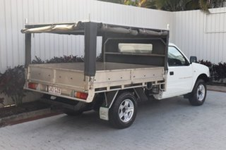 2002 Holden Rodeo LX Cab Chassis.
