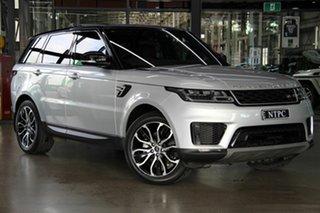 2018 Land Rover Range Rover Sport TdV6 CommandShift SE Wagon.