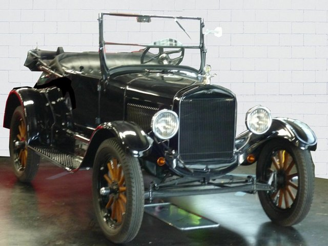 Used Ford T Model, Moorooka, 1926 Ford T Model Softtop
