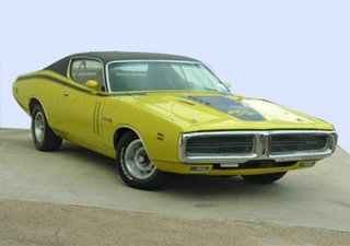 1971 Dodge Charger Coupe.