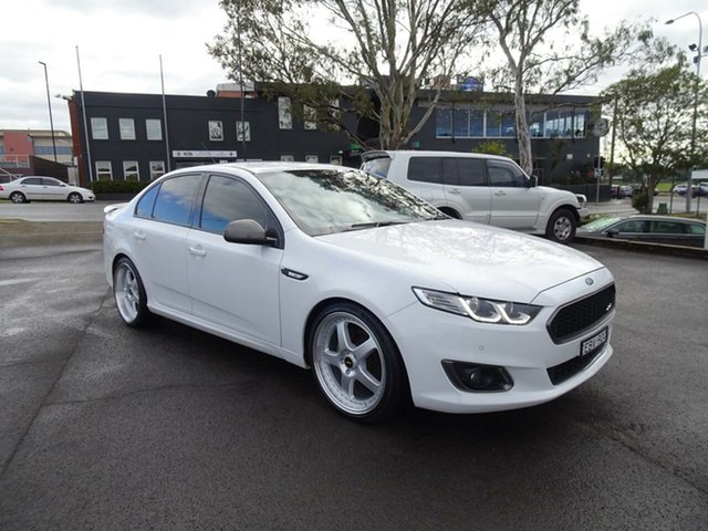 Used Ford Falcon XR6 Turbo, Nowra, 2016 Ford Falcon XR6 Turbo Sedan