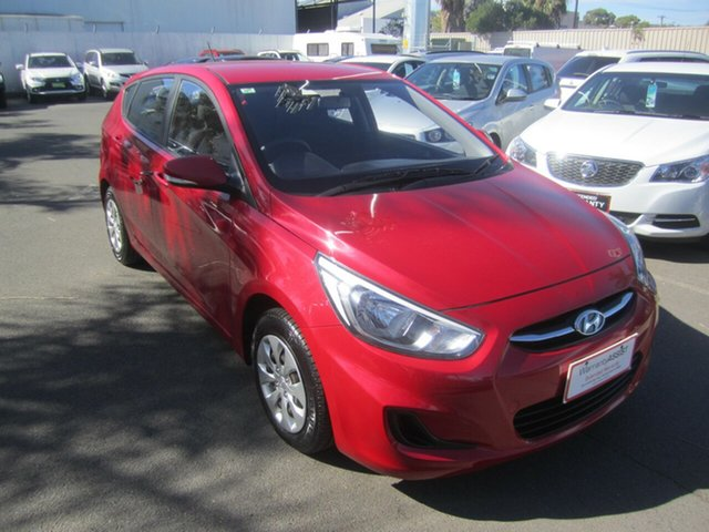 Used Hyundai Accent Active, St Marys, 2014 Hyundai Accent Active Hatchback