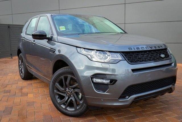New Land Rover Discovery Sport TD4 132kW SE, Toowoomba, 2019 Land Rover Discovery Sport TD4 132kW SE Wagon