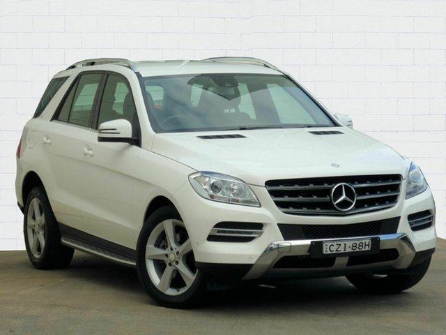 Used Mercedes-Benz ML250 CDI BlueTEC 4x4, Moorooka, 2015 Mercedes-Benz ML250 CDI BlueTEC 4x4 Wagon