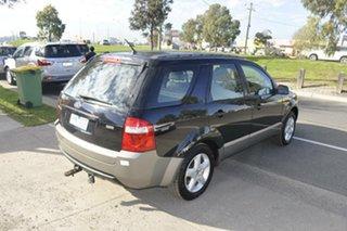 2004 Ford Territory TX (RWD) Wagon.