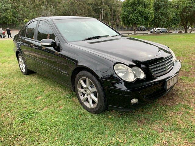 Used Mercedes-Benz C200 Kompressor Classic, Clontarf, 2005 Mercedes-Benz C200 Kompressor Classic Sedan