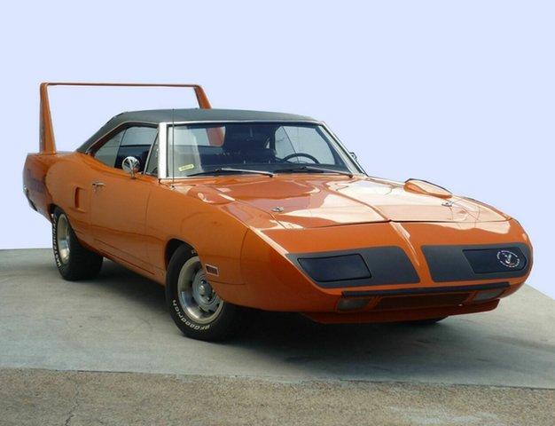 Used Plymouth Road Runner 440 Superbird, Moorooka, 1970 Plymouth Road Runner 440 Superbird Coupe
