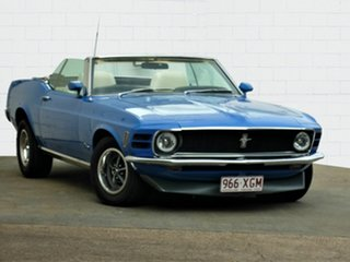 1970 Ford Mustang Convertible.