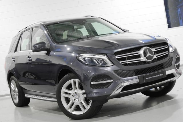 Used Mercedes-Benz GLE350 d 9G-Tronic 4MATIC, Warwick Farm, 2015 Mercedes-Benz GLE350 d 9G-Tronic 4MATIC Wagon