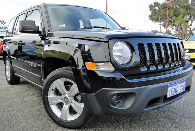Used Jeep Patriot Sport 4x2, Bellevue, 2014 Jeep Patriot Sport 4x2 Wagon