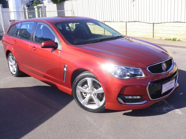 Used Holden Commodore SV6 Sportwagon, St Marys, 2016 Holden Commodore SV6 Sportwagon Wagon