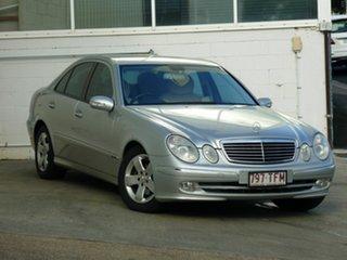 2003 Mercedes-Benz E320 Avantgarde Sedan.