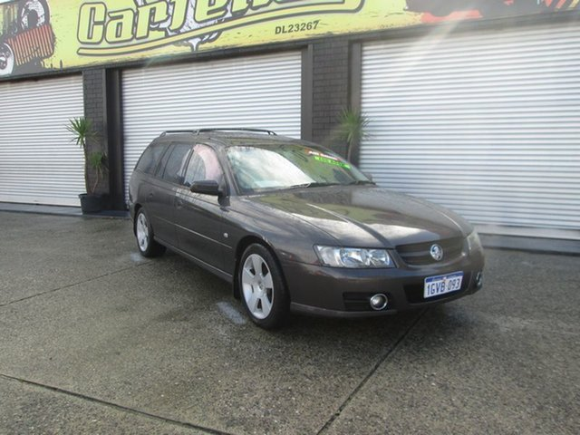 Used Holden Commodore SVZ, O'Connor, 2006 Holden Commodore SVZ Wagon