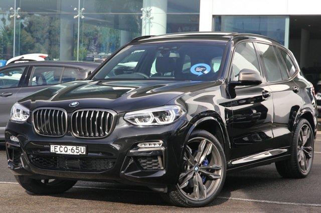 Demonstrator, Demo, Near New BMW X3 M40I, Brookvale, 2019 BMW X3 M40I Wagon
