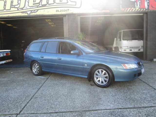 Used Holden Commodore 25th Anniversary, O'Connor, 2003 Holden Commodore 25th Anniversary Wagon