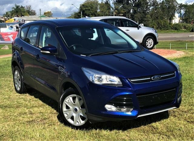 Used Ford Kuga Ambiente 2WD, Gympie, 2015 Ford Kuga Ambiente 2WD Wagon