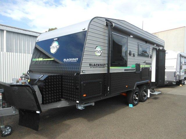 New Vivid Caravans Blackout [SAL1941], Pialba, 2019 Vivid Caravans Blackout [SAL1941] Caravan