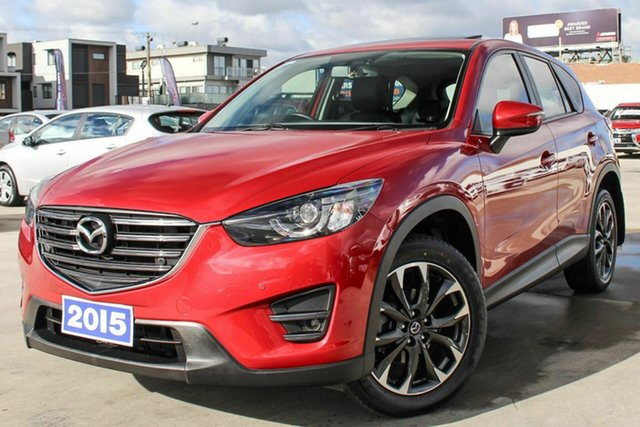 Discounted Used Mazda CX-5 Grand Touring SKYACTIV-Drive AWD, Coburg North, 2015 Mazda CX-5 Grand Touring SKYACTIV-Drive AWD Wagon