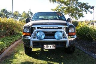 2005 Ford F250 Dual Cab.