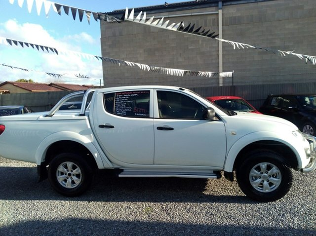 Used Mitsubishi Triton GLX (4x4), Klemzig, 2014 Mitsubishi Triton GLX (4x4) Double Cab Utility