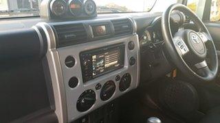 2013 Toyota FJ Cruiser Wagon.