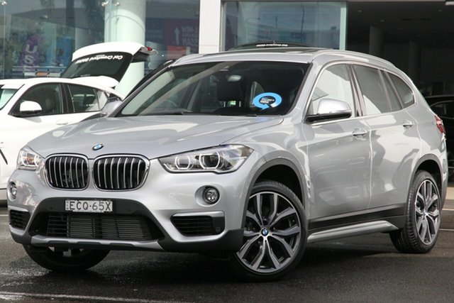 Demonstrator, Demo, Near New BMW X1 xDrive 25I, Brookvale, 2018 BMW X1 xDrive 25I Wagon